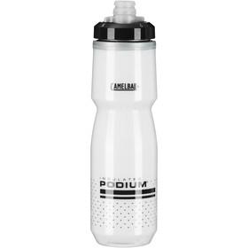 CamelBak Podium Chill Flasche 710ml weiß/schwarz